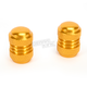 Yellow Valve Cap Kit - 15-36014