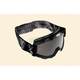 Black/Gray OTG Superstition Goggles w/Anti-fog Smoke Lens - 50205-118-01