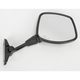 Black OEM Rectangular Mirrors - 20-29682