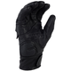 Black Short Adventure Gloves