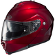 Metallic Wine IS-MAX II Modular Helmet