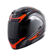 Black/Red EXO-R710 Focus Helmet