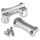 Polished 1 1/2 in. Thunder Handlebar Risers - ER-175-SS-PS
