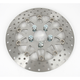 Rear Narrow Stainless Steel Brake Rotor - 10 Button Floating - RSD016