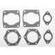 2 Cylinder Full Top Engine Gasket Set - 710079