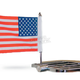 Square Rack Flag Mount - RFMSQ