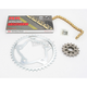 GB525GXW Chain and Sprocket Kit - 1092-960WG