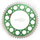 Green TwinRing Rear Sprocket - 112052050GPG