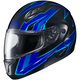 Blue/Black CL-Max 2 MC-2 Ridge Modular Helmet