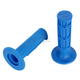 Blue Domino Victor Half Waffle Grips - 1150.82.41.06