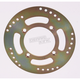 Solid Rear Rotor - MD511