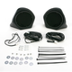Rear Speaker Pods - RR-SPKR-POD
