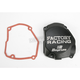 Factory Racing Ignition Cover-Black - SC-21CB