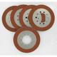 Organic Clutch Plate Kit - 1131-0427
