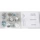 Plastics Fastener Kit - SUZ0810004