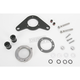 Black Carb Support Bracket and Breather Kit - DM-54B