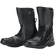 Black Solution Waterproof Air Boots