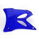 YZ Blue Radiator Shrouds - 2043890211