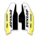 Suzuki Sponsor Logo Lower Fork Guard Graphic - 19-40460