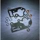 Oil Pump Gasket/Seal Set with Black Paper Gaskets - 81-FLH