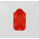 Tombstone Taillight Lens - 2010-0564