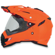 Safety Orange FX-41DS Helmet