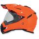 Safety Orange FX-41DS Helmet