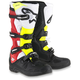 Red/Black/Yellow Tech 5 Boots