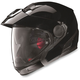 Black N40 Full N-Com Helmet