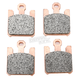 Superbike Sintered Brake Pads - 788SS