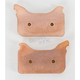 MXS Series Moto-X Sintered Race Brake Pads - MXS405