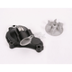 Supercooler Water Pump Cover and Impeller Kit - WPK-38B