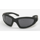 Black C-3 Performance Sunglasses w/Smoke Lens - C-3BK/SM