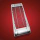 Chrome Radiator Grille - 55-350
