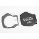 Factory Racing Ignition Cover-Black - SC-01AB