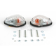 Tear Drop Marker Lights - Dual Filament - 25-8062