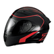 Black/Red Strike Ops Helmet
