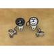 2240:60 Ratio Mini Speedometers with Black Face - DS-244132