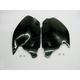 Black Side Panels/Rear Number Plate - 2043360001