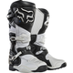 White Comp 8 Boots