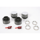 Round/Straight-Type Custom Clamp-On Air Filter Kit - RC-0844
