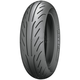 Rear Power Pure SC 130/70P-13 Reinforced Blackwall Scooter Tire - 09345