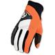 Orange Qualifier Gloves