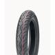 Front Hoop 110/90P-13 Blackwall Tire - 190058