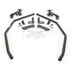 Wrinkle Black Fender Protectors - 56-3274