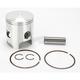 Pro-Lite Piston Assembly - 67.4mm Bore - 607M06740