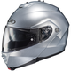 Metallic Silver IS-MAX II Modular Helmet