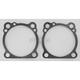 Single-Layer Steel (SLS) Base Gaskets, .010 in. - C9100