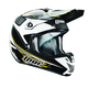 Black/White/Yellow Verge Amp Helmet