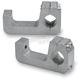 Chrome U-Styled Handguard Clamps - 59546